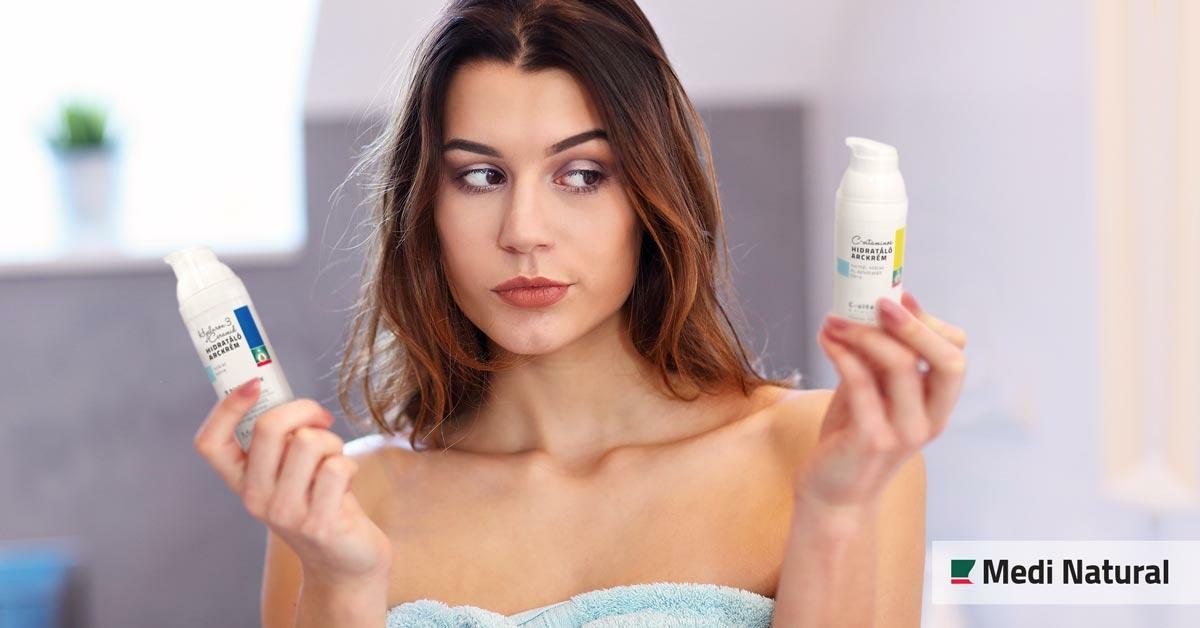 Hogyan találhatod meg a száraz bőrre való legjobb hidratáló krémet