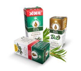 teafaolaj ekcémára
