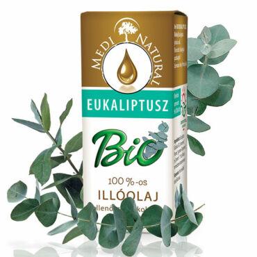 MediNatural BIO Eukaliptusz illóolaj (5ml)