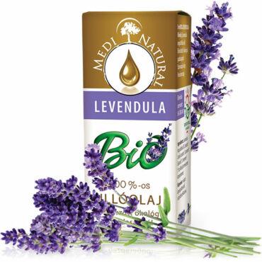 MediNatural BIO Levendula illóolaj (5ml)