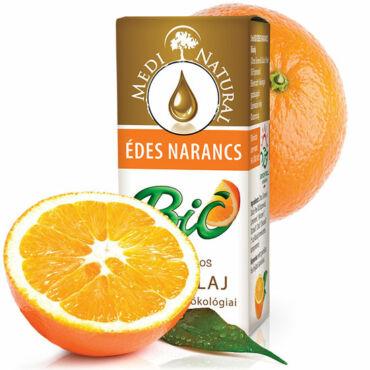 MediNatural BIO Édes Narancs illóolaj (5ml)
