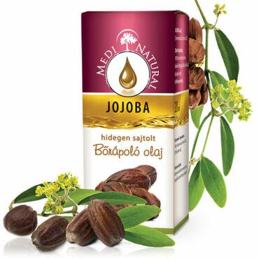 MediNatural Jojoba bőrápoló olaj (20ml)