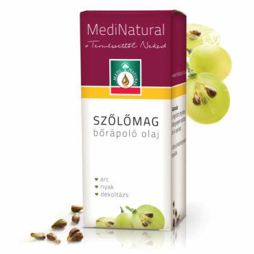 MediNatural Szőlőmag bőrápoló olaj (20ml)