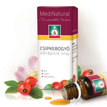 MediNatural Csipkebogyó bőrápoló olaj (20ml)