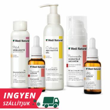 prémium plusz arcápolási rutin T-vonalban zsíros máshol normál bőrre