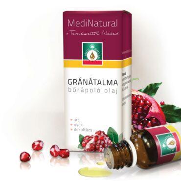 MediNatural Gránátalma bőrápoló olaj (20ml)