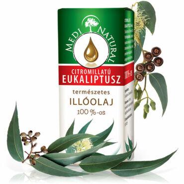 MediNatural Citromillatú Eukaliptusz illóolaj (10ml)