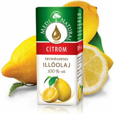 MediNatural Citrom illóolaj (10ml)