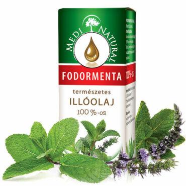 MediNatural Fodormenta illóolaj (10ml)