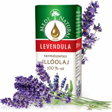 MediNatural Levendula illóolaj (10ml)