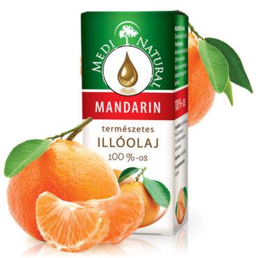 MediNatural Mandarin illóolaj (10ml)
