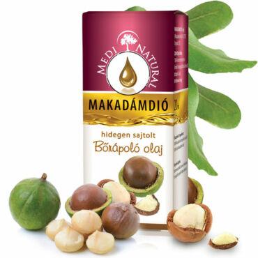 MediNatural Makadámdió bőrápoló olaj (20ml)