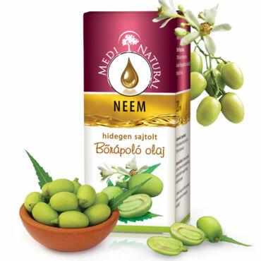 MediNatural Neem bőrápoló olaj (20ml)