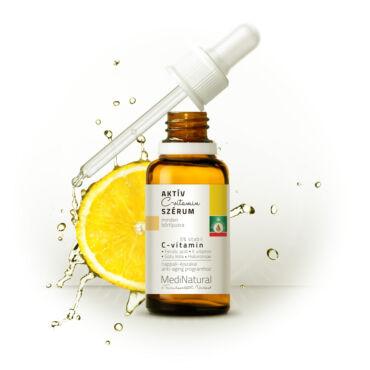 Anti-Aging | Aktív C-vitamin szérum