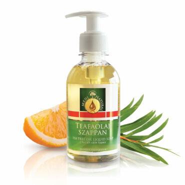 MediNatural Teafaolaj Folyékony szappan
