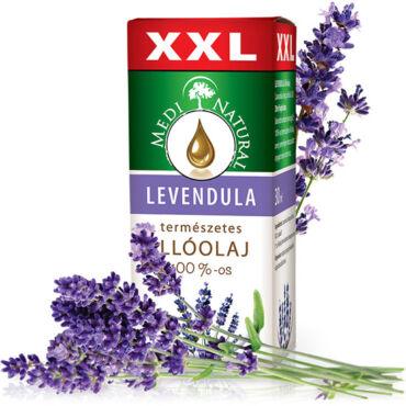 MediNatural XXL Levendula illóolaj (30ml)