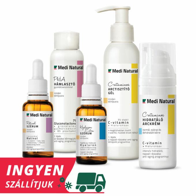 prémium plusz arcápolási rutin normál bőrre