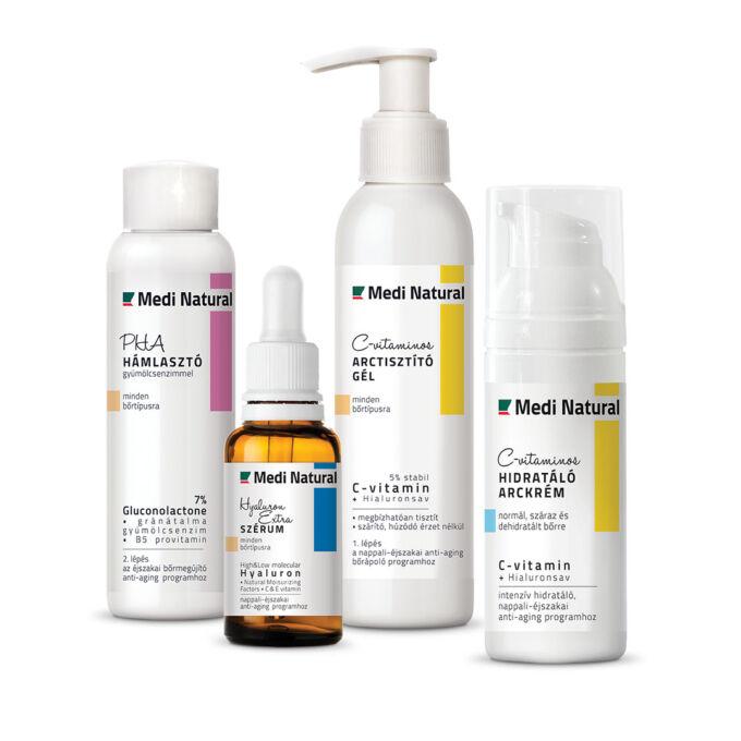 prémium arcápolási rutin normál bőrre