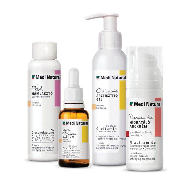 premium arcápolási rutin zsíros bőrre