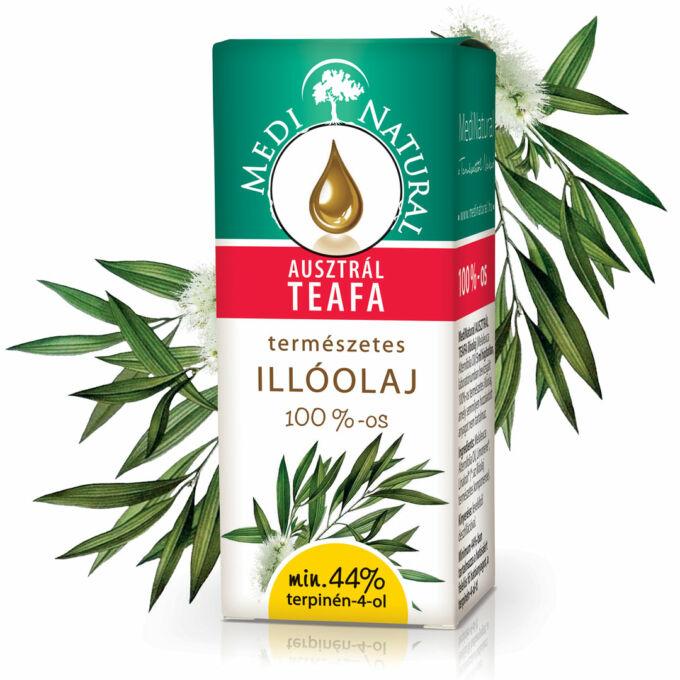 Teafaolaj használata - Akár hajra, arcra, herpeszre érdemes használni!